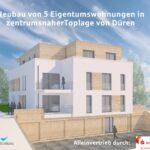 Neue Eigentumswohnung Düren zentral